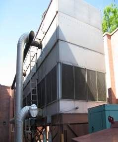 CBL Mall Building Cooling Tower
