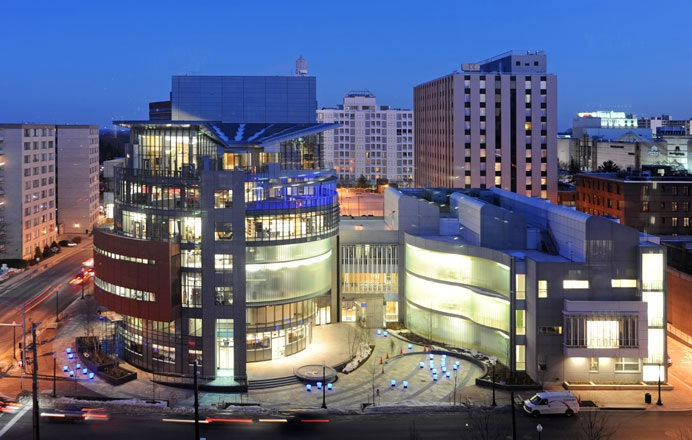 United Therapeutics Corp. Building
